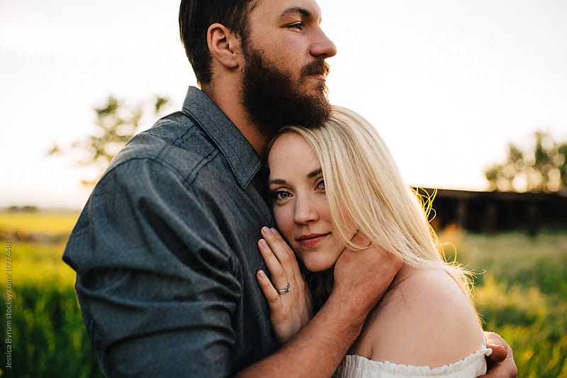 Man & Wife by Jessica Byrum for Stocksy United