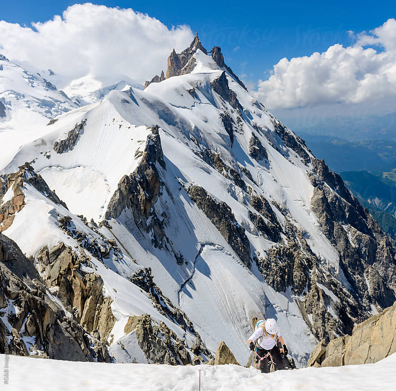 Mountaineering Expedition by RG&B Images for Stocksy United