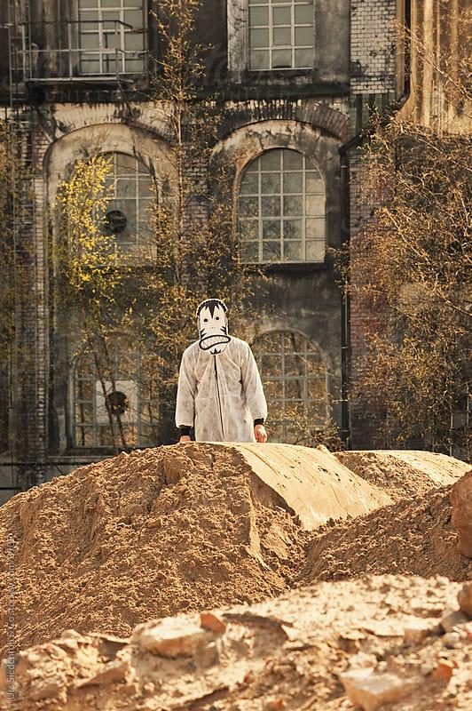 Mask Monster by Urs Siedentop & Co for Stocksy United