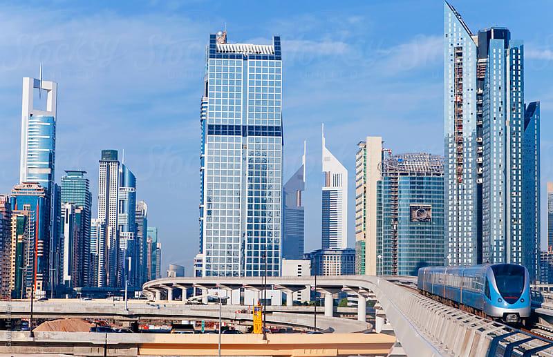 Dubai, United Arab Emirates, Middle East by Gavin Hellier for Stocksy United
