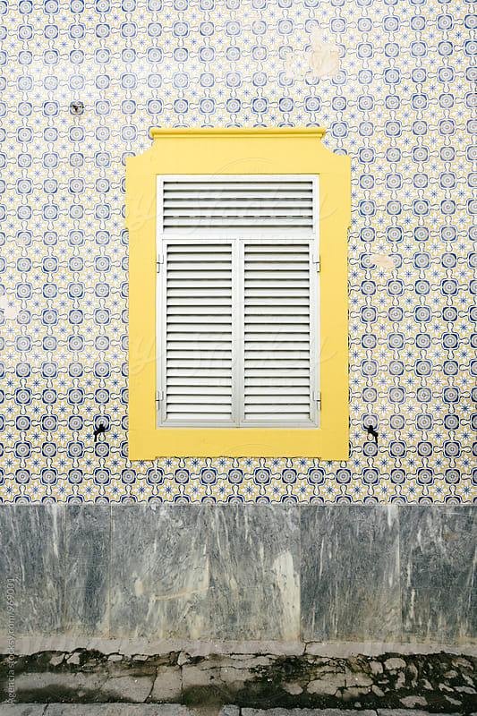 Portuguese Window by Agencia for Stocksy United