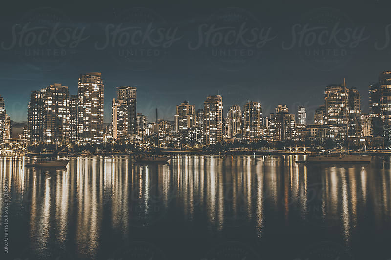 False Creek, Vancouver by Luke Gram for Stocksy United