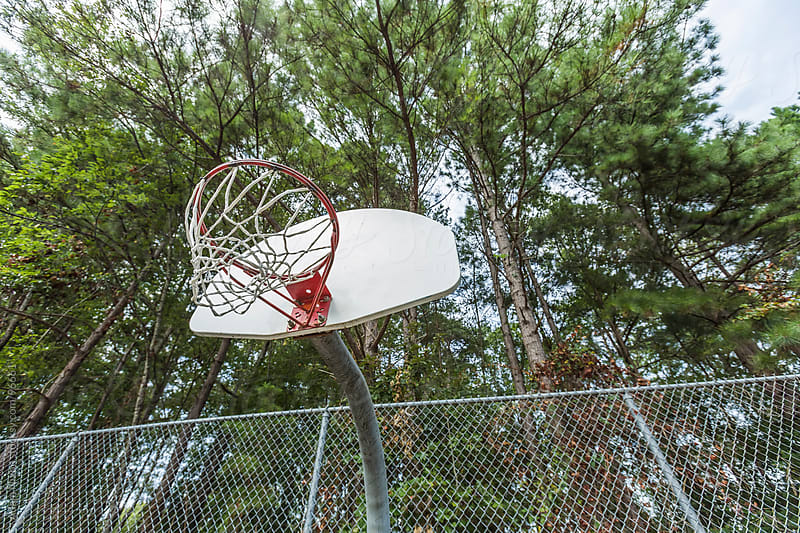 Basketball Net by Adam Nixon for Stocksy United
