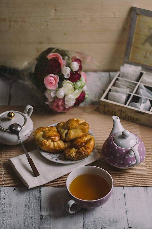 Tea Party by Aleksandra Jankovic for Stocksy United