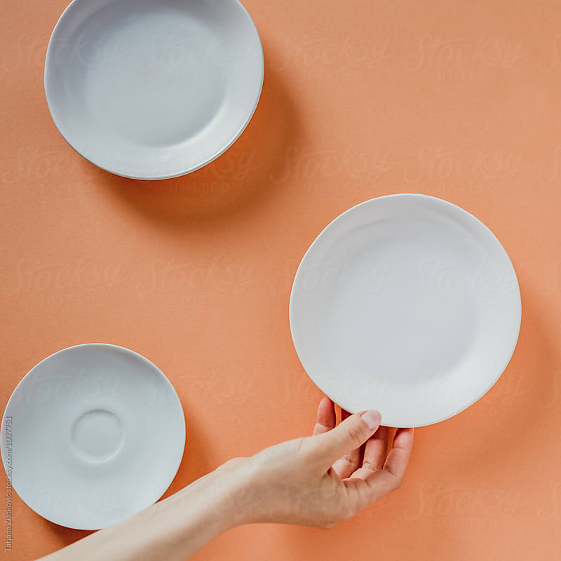 Plates by Tatjana Ristanic for Stocksy United