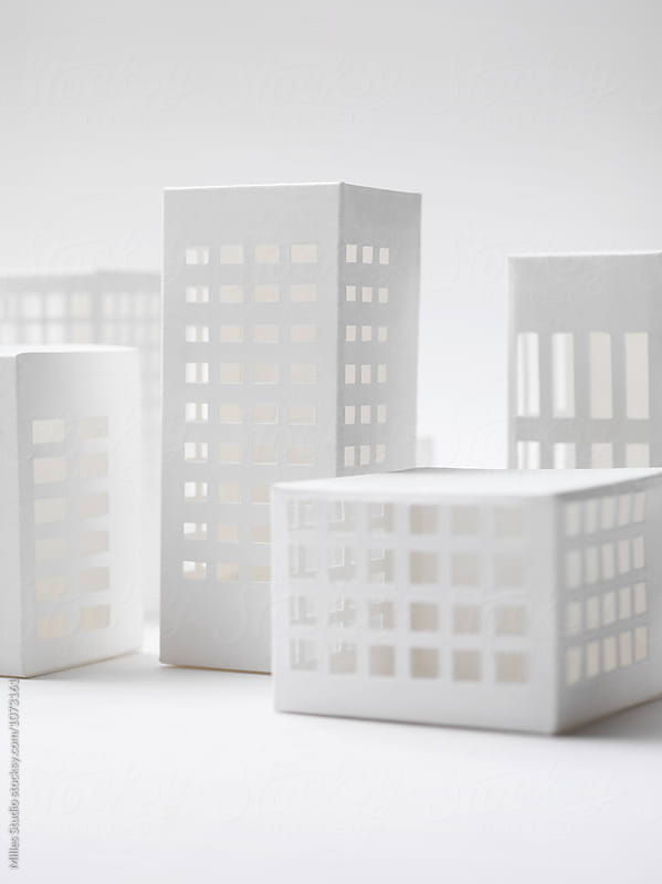 Paper City by Milles Studio for Stocksy United