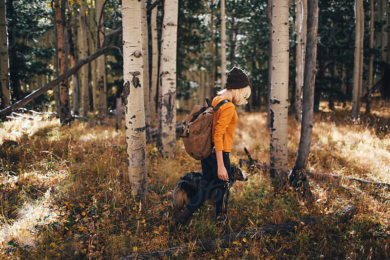 Wandering. by Natalie Allen for Stocksy United