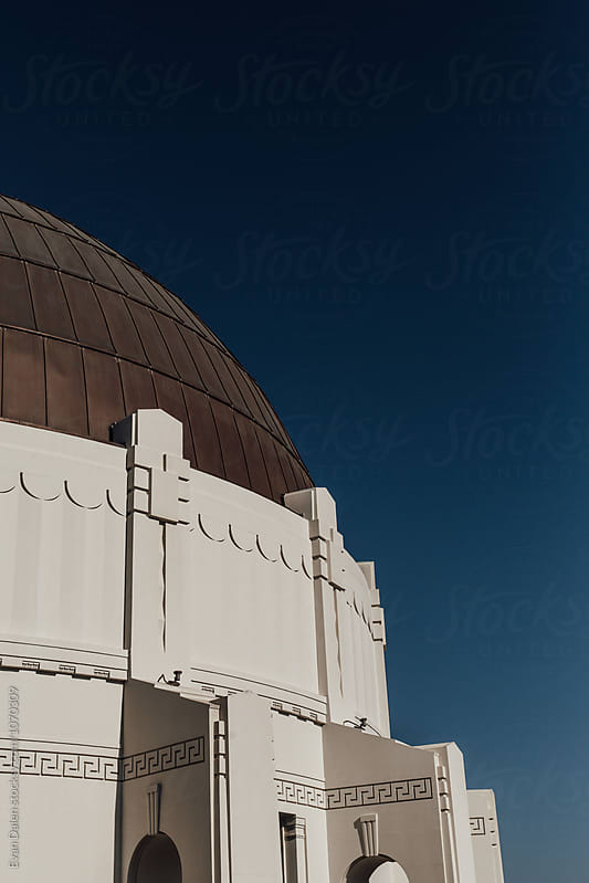 Observatory Building Dome by Evan Dalen for Stocksy United