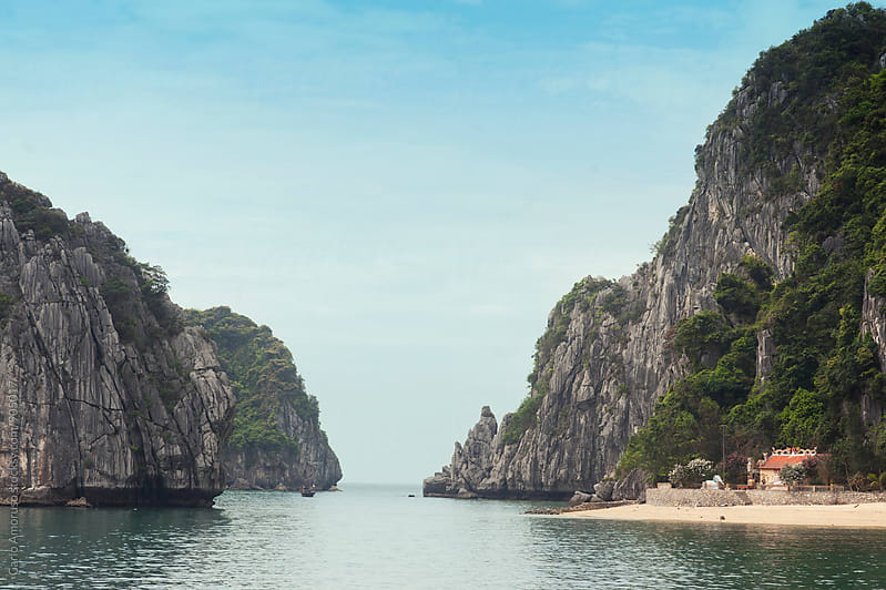 Halong Bay  by Carlo Amoruso for Stocksy United