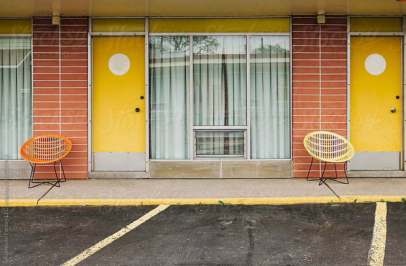 Vintage Motel by Raymond Forbes LLC for Stocksy United