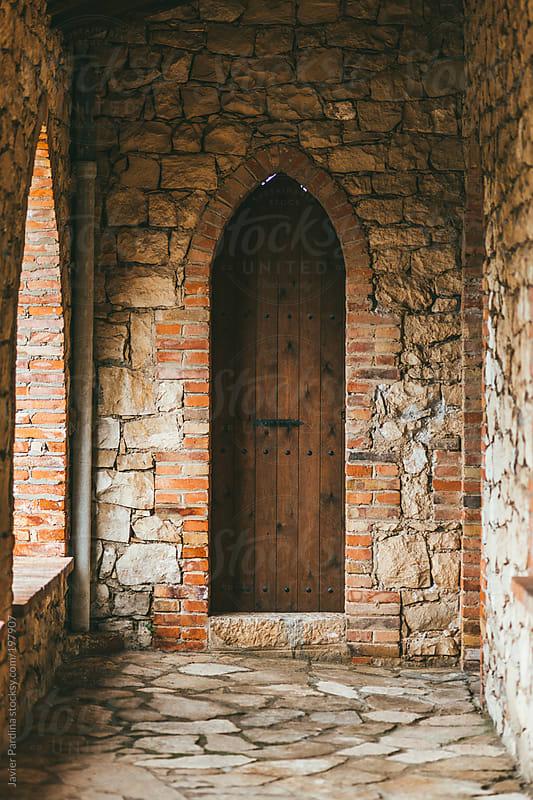 medieval door by Javier Pardina for Stocksy United