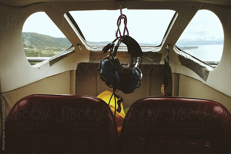 Seaplane Ride by Michael Spear for Stocksy United