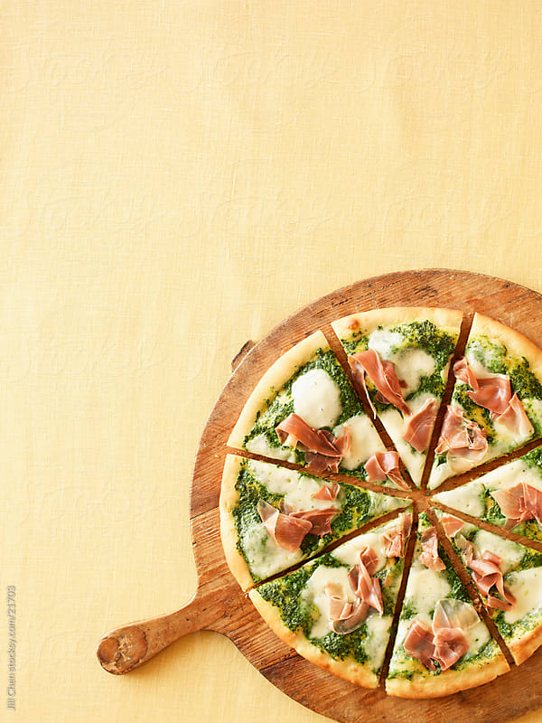 Pizza by Jill Chen for Stocksy United