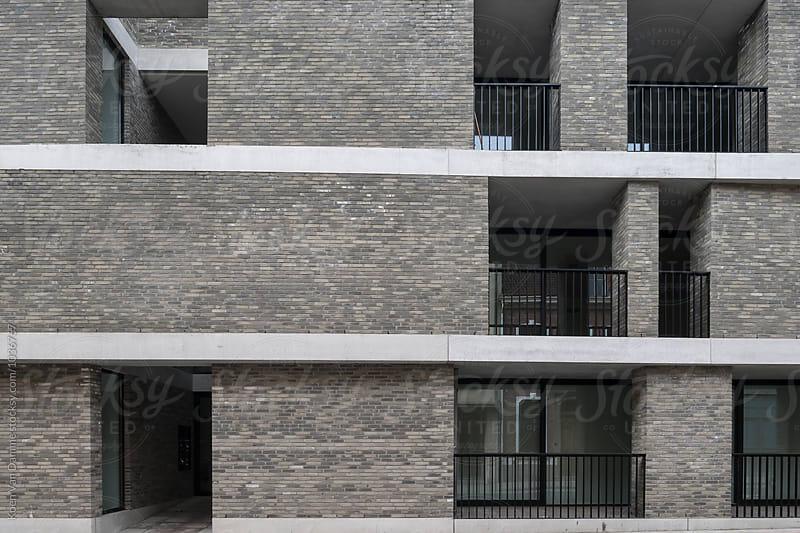 Apartments by Koen Van Damme for Stocksy United
