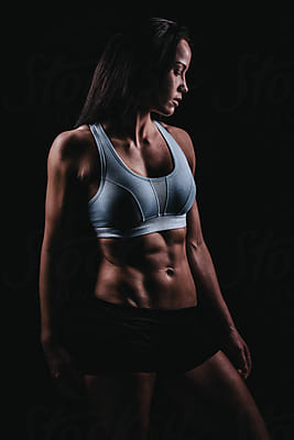 Stocksy United – Premium, royalty-free stock photography and cinematography  – fitness girls - Gallery by Andreas Gradin – fitness girls by Andreas  Gradin