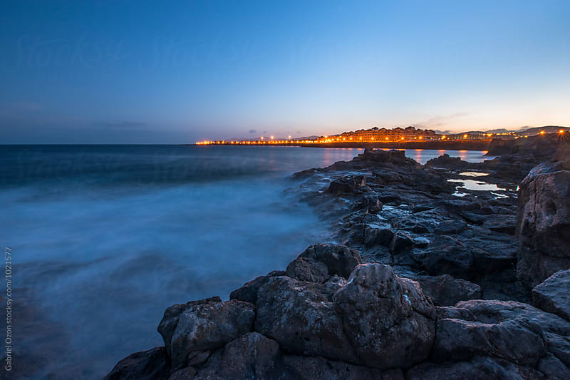 Caleta de Fuste, Fuerteventura by Gabriel Ozon for Stocksy United