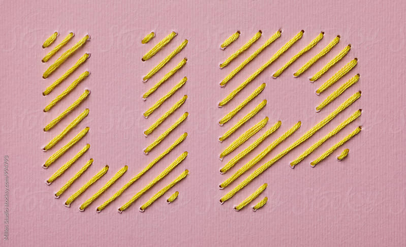 Up Sign by Milles Studio for Stocksy United