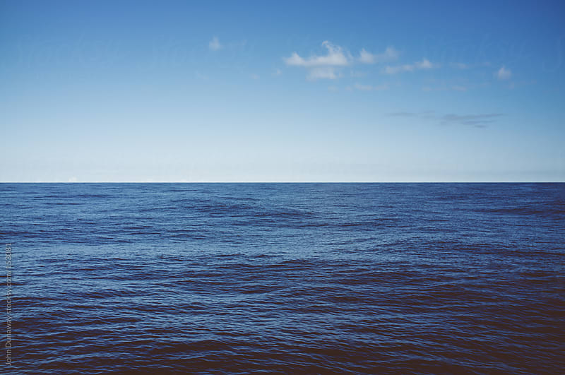Calm Ocean by John Dunaway for Stocksy United