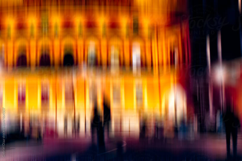 The Royal Albert Hall, Opera theater, in London, England, UK by Gabriel Diaz for Stocksy United