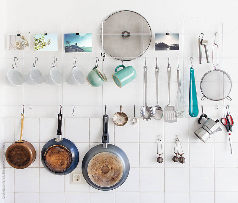 Kitchen Utensils by VISUALSPECTRUM for Stocksy United