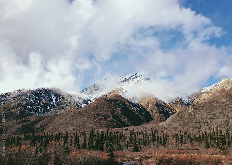 Sheep Mountain, AK by Michael Spear for Stocksy United
