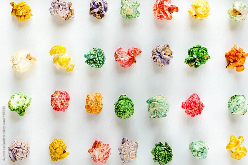 Tutti Fruitti Popcorn by Aubrie LeGault for Stocksy United