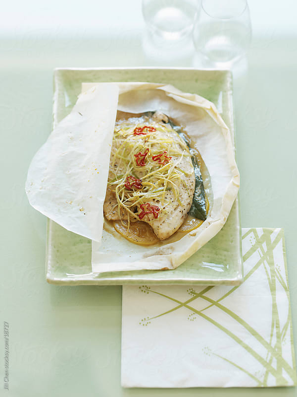 Spring Tilapia by Jill Chen for Stocksy United