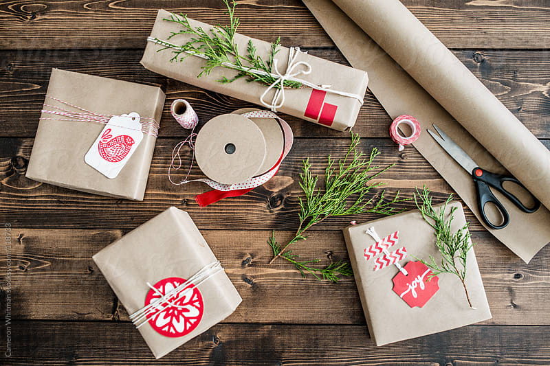 Holiday Gifts  by Cameron Whitman for Stocksy United