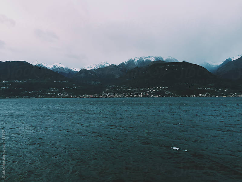 Lake of Como - Italy by Giada Canu for Stocksy United