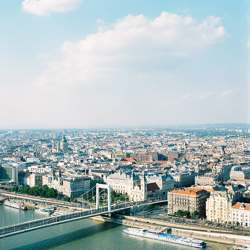 Budapest by Andrew Spencer for Stocksy United