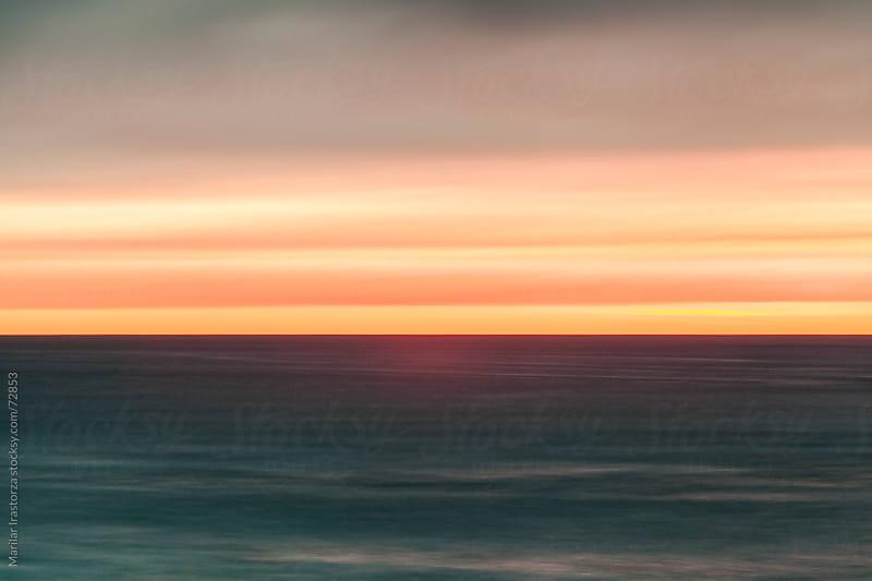 Midnight Sun by Marilar Irastorza for Stocksy United