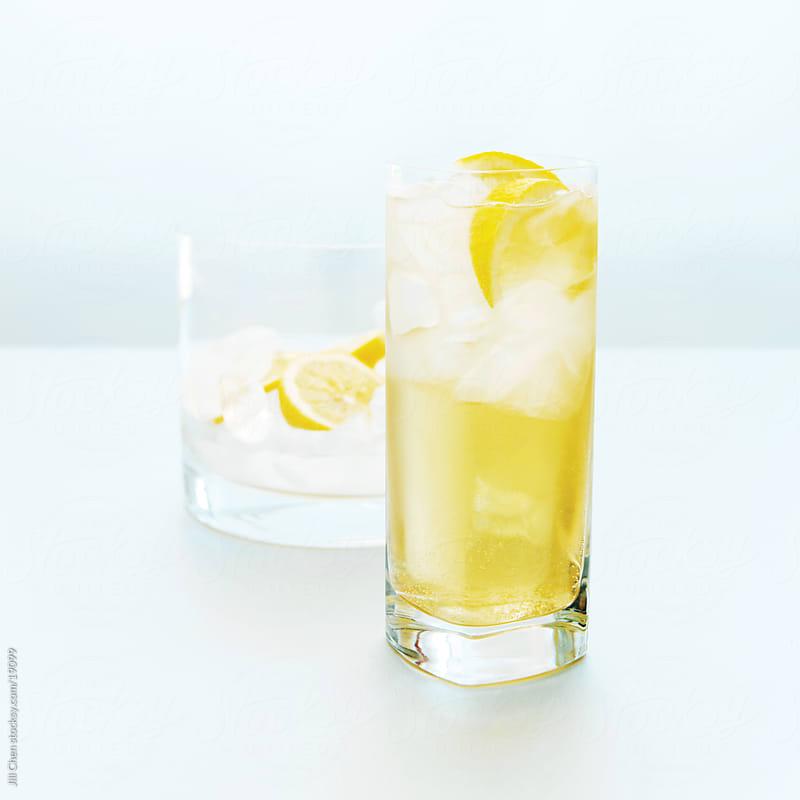 Lemon Rickey by Jill Chen for Stocksy United