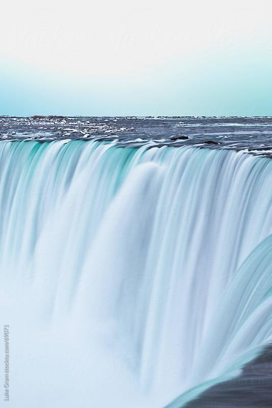 Niagara Falls by Luke Gram for Stocksy United