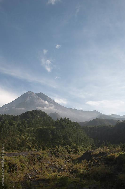 Merapi, Java by Anthon Jackson for Stocksy United