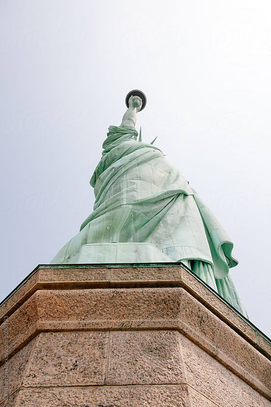 Statue of Liberty by Sam Burton for Stocksy United