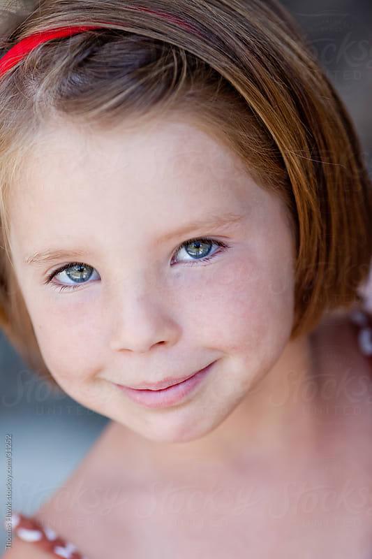 Girl by Thomas Hawk for Stocksy United