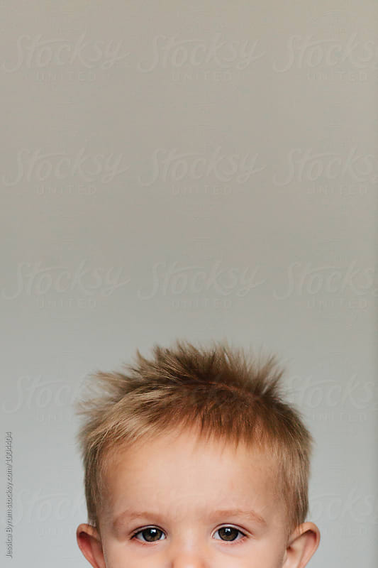 Toddler Hair by Jessica Byrum for Stocksy United