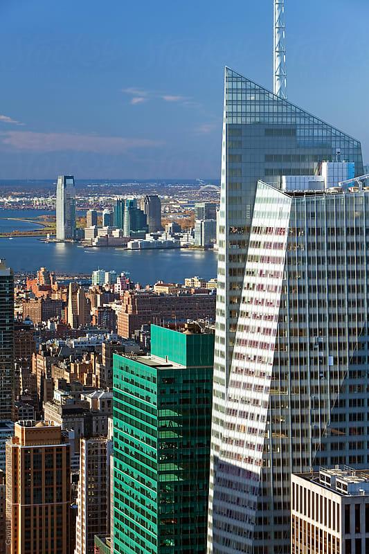 New York City, New York, United States of America by Gavin Hellier for Stocksy United