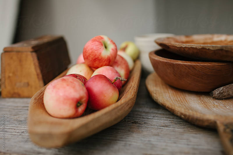 Fresh and tasty apples by Zocky for Stocksy United