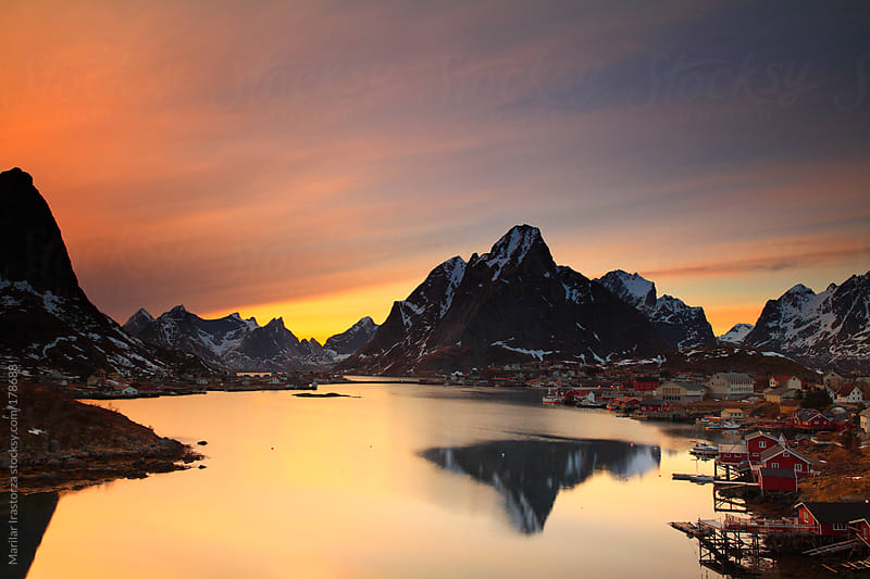 Reine, Lofoten by Marilar Irastorza for Stocksy United