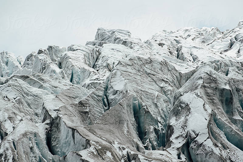 Feegletscher glacier by Peter Wey for Stocksy United