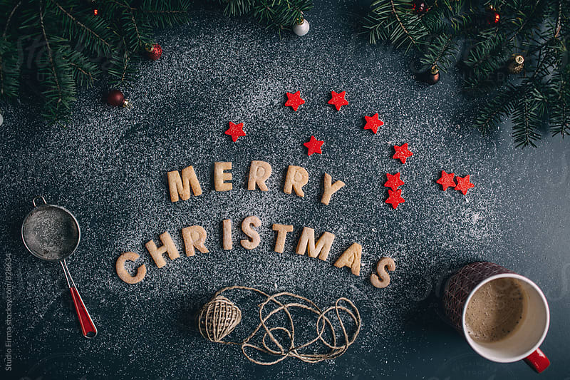 Merry Christmas! by Studio Firma for Stocksy United