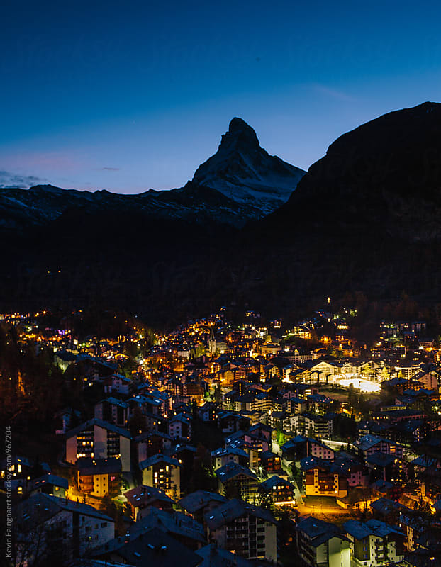 Zermatt,Switzerland by Kevin Faingnaert for Stocksy United