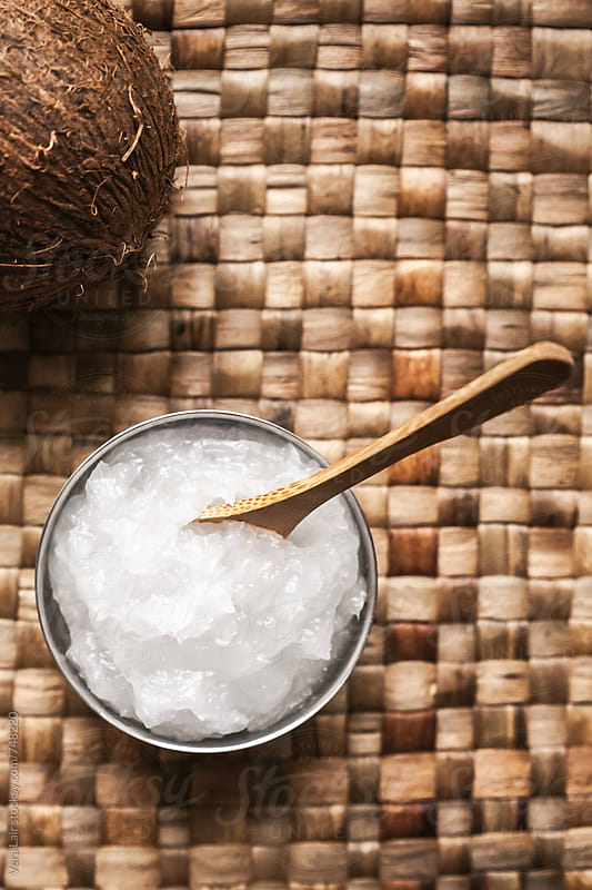 Coconut oil by Vera Lair for Stocksy United