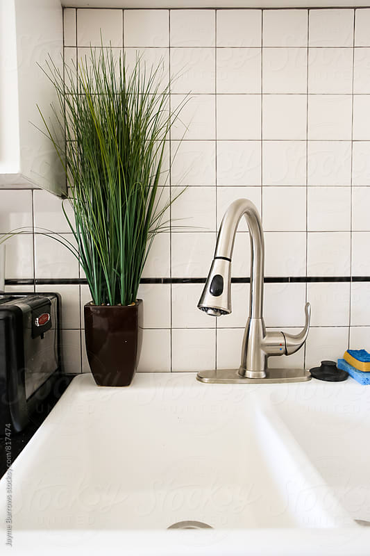 Clean Sink by Jayme Burrows for Stocksy United