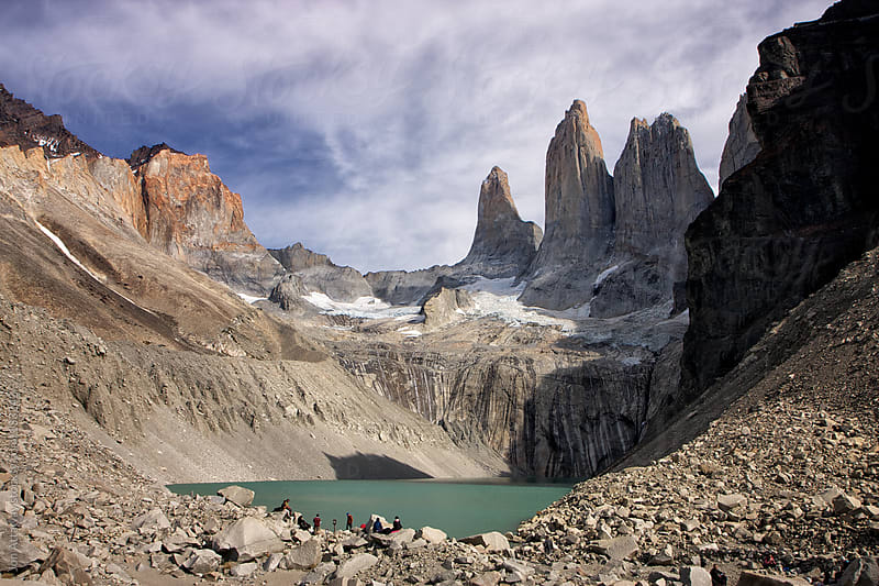 Torres del Paine by Jon Attaway for Stocksy United