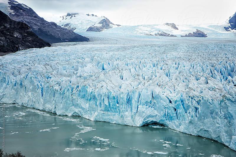 Perito Moreno Glacier by Jon Attaway for Stocksy United