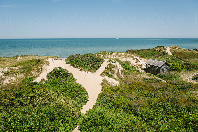 Nantucket Beach by Raymond Forbes LLC for Stocksy United
