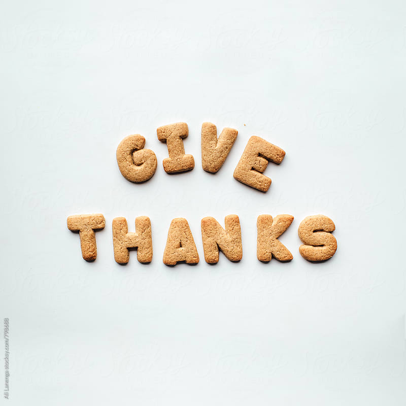 Give Thanks by Ali Lanenga for Stocksy United