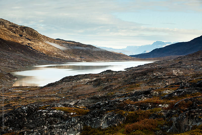 The barren and beautiful landscape of Greenland by Jonatan Hedberg for Stocksy United